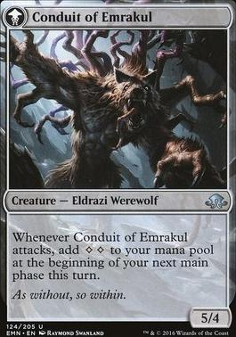 Eldritch Moon: Conduit of Storms