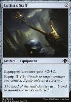 Eldritch Moon: Cultist's Staff