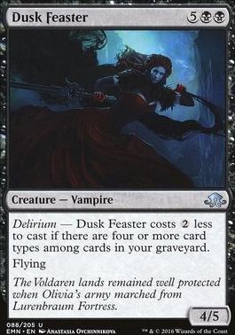 Eldritch Moon: Dusk Feaster