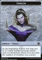 Eldritch Moon: Emblem (Liliana)