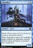 Eldritch Moon Foil: Fogwalker
