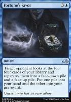 Eldritch Moon Foil: Fortune's Favor