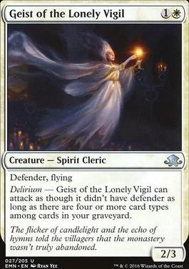 Eldritch Moon: Geist of the Lonely Vigil