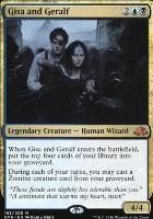 Eldritch Moon: Gisa and Geralf