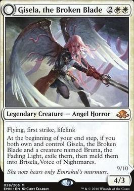 Eldritch Moon Foil: Gisela, the Broken Blade