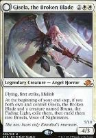 Eldritch Moon Foil: Gisela, the Broken Blade