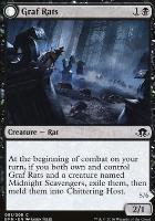 Eldritch Moon Foil: Graf Rats