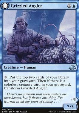 Eldritch Moon: Grizzled Angler