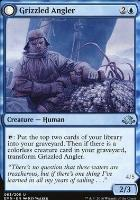 Eldritch Moon Foil: Grizzled Angler