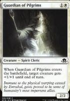 Eldritch Moon Foil: Guardian of Pilgrims
