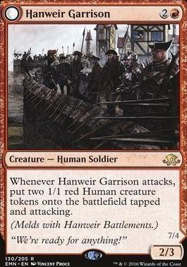 Eldritch Moon: Hanweir Garrison