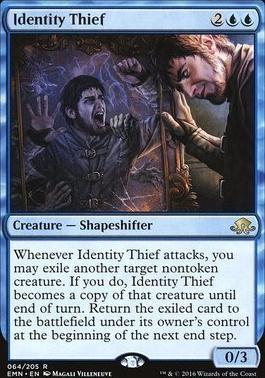 Eldritch Moon Foil: Identity Thief