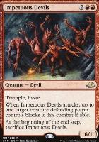 Eldritch Moon Foil: Impetuous Devils