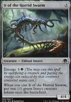 Eldritch Moon Foil: It of the Horrid Swarm