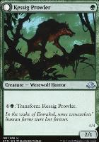 Eldritch Moon Foil: Kessig Prowler