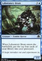 Eldritch Moon Foil: Laboratory Brute