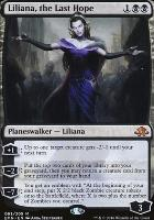 Eldritch Moon: Liliana, the Last Hope
