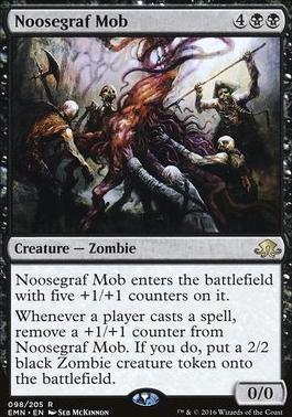 Eldritch Moon: Noosegraf Mob