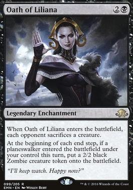 Eldritch Moon: Oath of Liliana