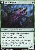 Eldritch Moon Foil: Shrill Howler