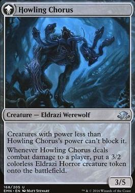 Eldritch Moon: Shrill Howler