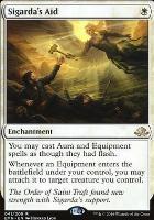 Eldritch Moon Foil: Sigarda's Aid