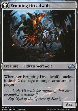Eldritch Moon: Smoldering Werewolf