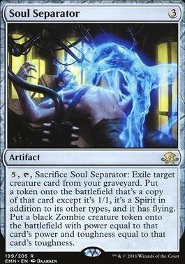 Eldritch Moon: Soul Separator