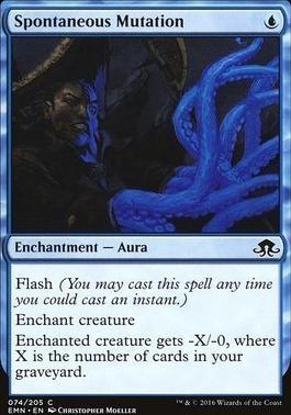 Eldritch Moon Foil: Spontaneous Mutation