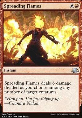 Eldritch Moon: Spreading Flames