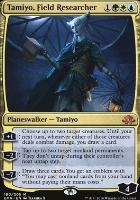Eldritch Moon Foil: Tamiyo, Field Researcher