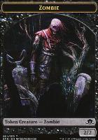 Eldritch Moon: Zombie Token (04)