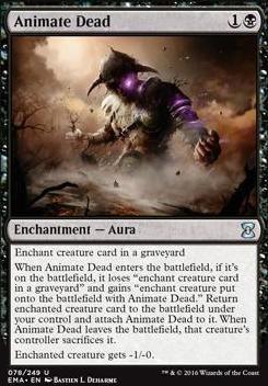 Eternal Masters: Animate Dead
