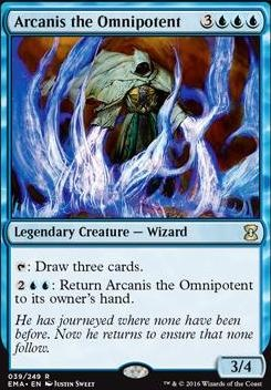 Eternal Masters: Arcanis the Omnipotent