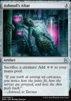 Eternal Masters Foil: Ashnod's Altar