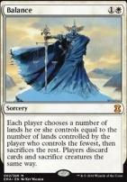 Eternal Masters Foil: Balance