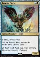 Eternal Masters Foil: Baleful Strix