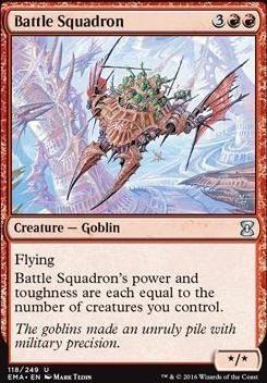 Eternal Masters Foil: Battle Squadron