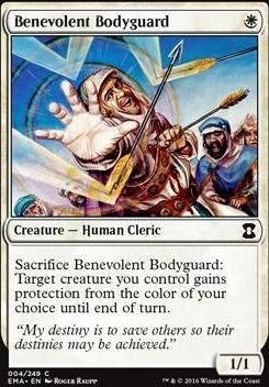 Eternal Masters: Benevolent Bodyguard