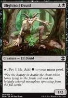 Eternal Masters Foil: Blightsoil Druid