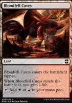 Eternal Masters Foil: Bloodfell Caves