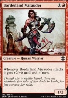 Eternal Masters Foil: Borderland Marauder