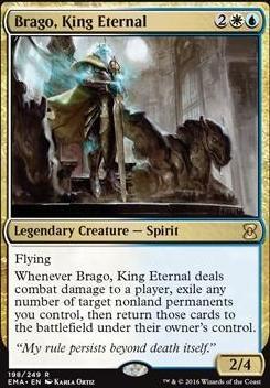 Eternal Masters: Brago, King Eternal