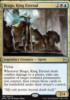 Eternal Masters Foil: Brago, King Eternal