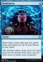 Eternal Masters Foil: Brainstorm