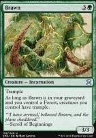 Eternal Masters Foil: Brawn