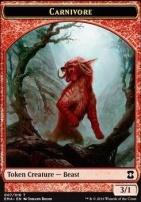 Eternal Masters: Carnivore Token