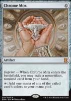 Eternal Masters: Chrome Mox