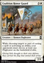 Eternal Masters Foil: Coalition Honor Guard