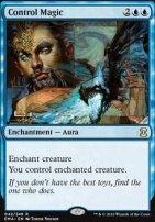 Eternal Masters Foil: Control Magic